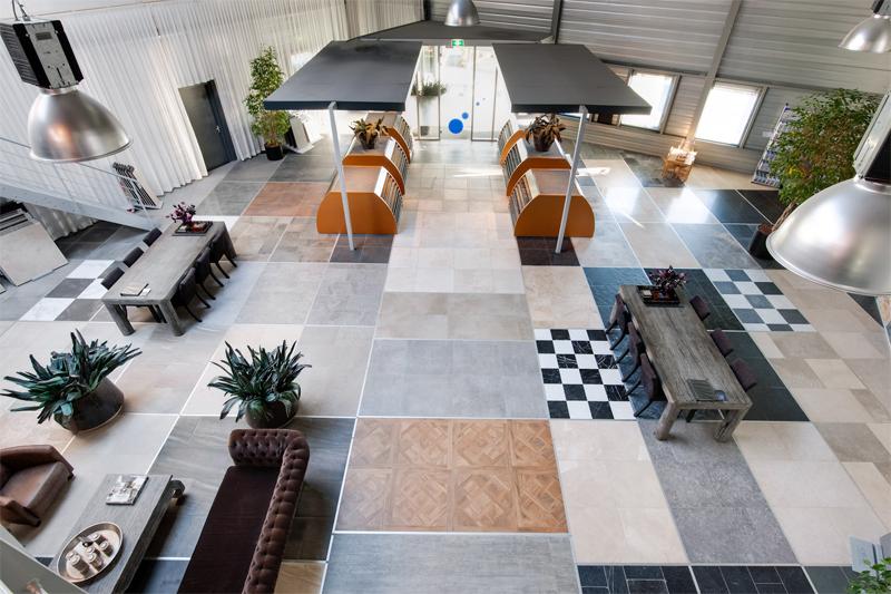 Stijlvolle vloertegels : Design en kwaliteit onder je voeten ...