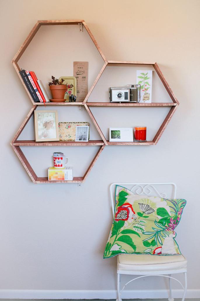 wandplankjes zelf maken - inspiraties - showhome.nl, Deco ideeën