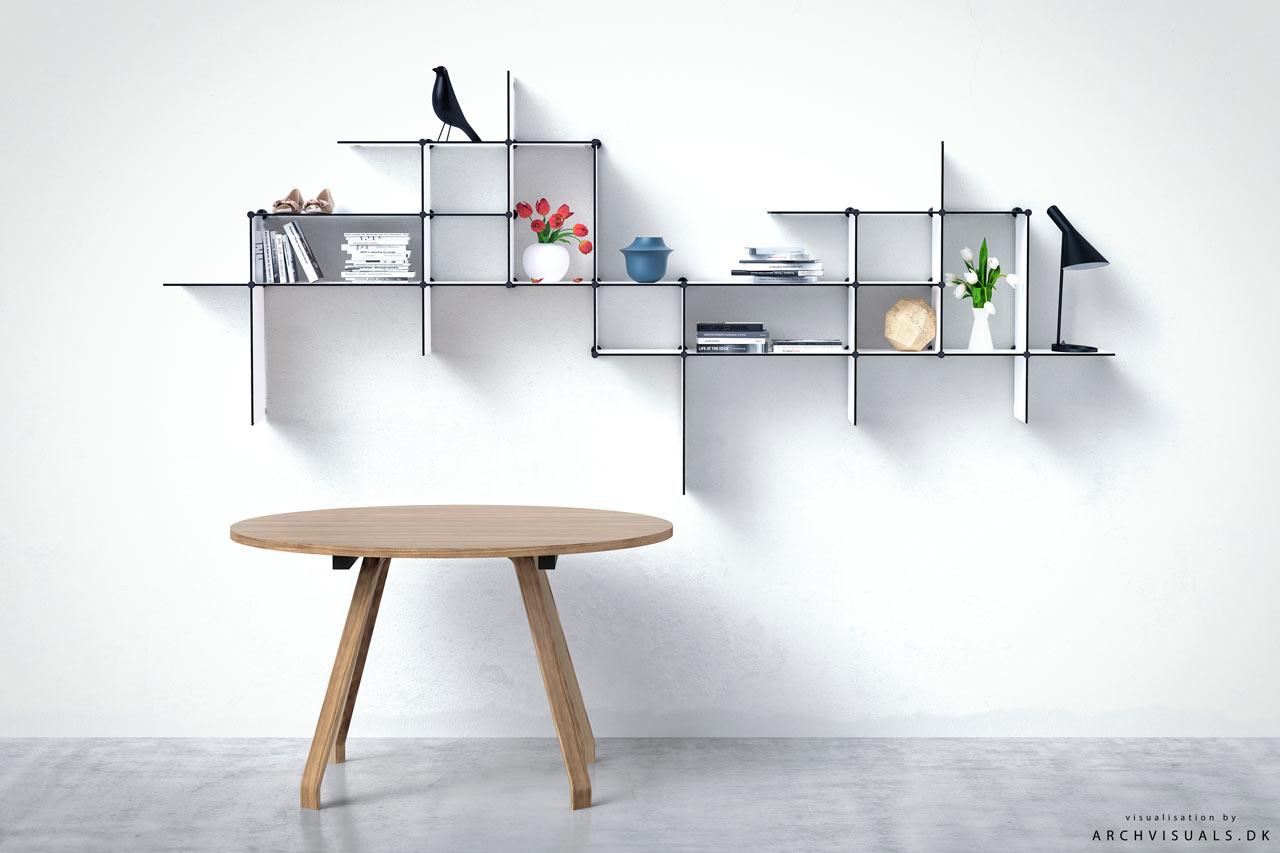 Wandrek bouwen inspiraties for Zelf keuken samenstellen