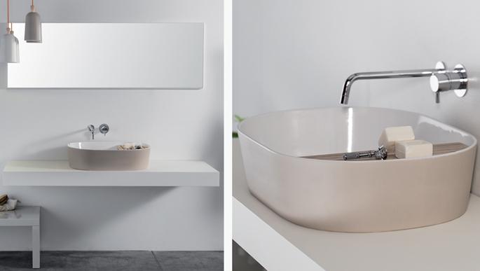 badkamer wastafel kom: badkamer wastafel maken u2013 webhexe, Badkamer