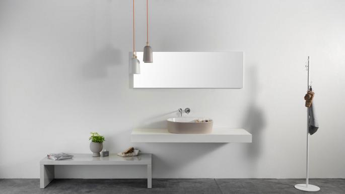 Design badkamer wastafel moderne design badkamer wastafels steen kleine wastafel - Badkamers bassin italiaanse design ...
