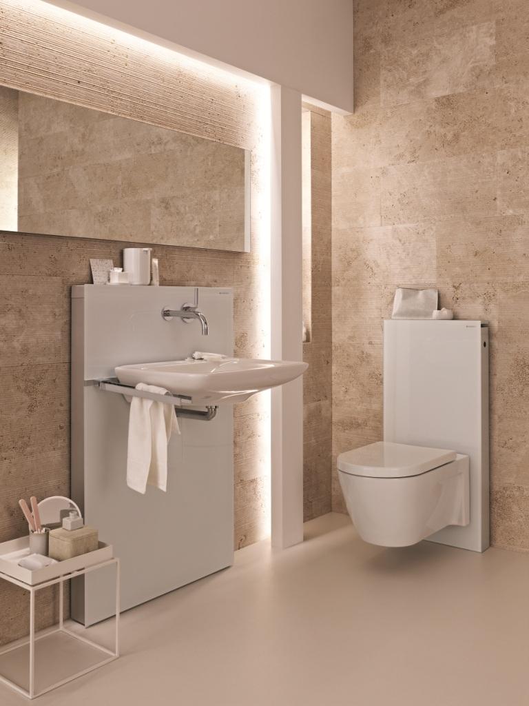 wastafel voor kleine badkamer - inspiraties - showhome.nl, Badkamer