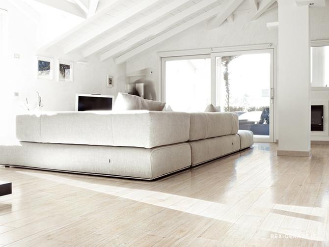 Witte tegels woonkamer mdf lakken hoogglans for Tegels roermond
