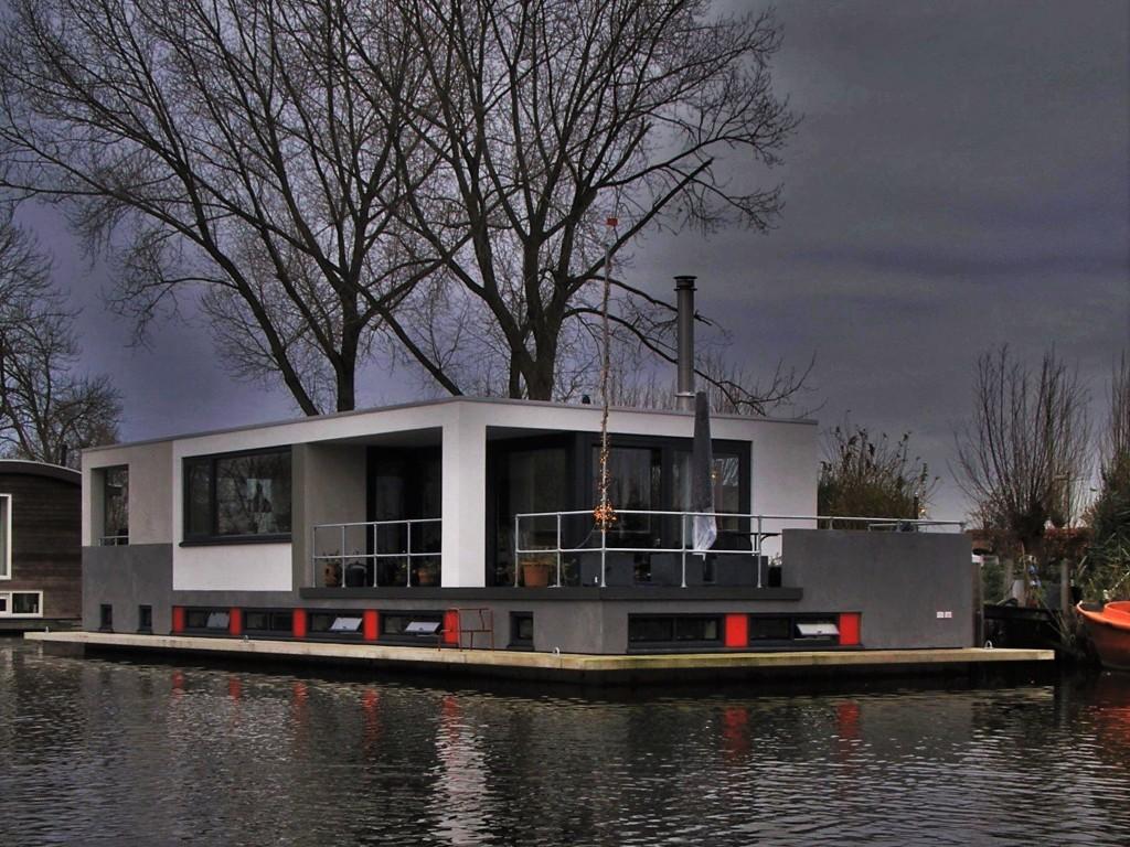 Wonen op een woonboot - Inspiraties - ShowHome.nl