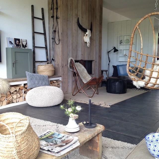 Binnenkijken bij Alexandra van Rennes - Inspiraties - ShowHome.nl