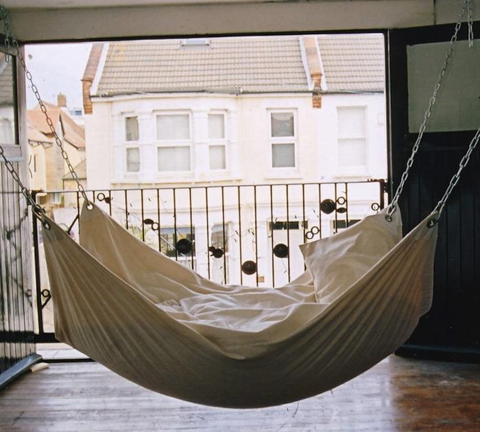 Hangmat Ophangen Balkon.Zelf Een Hangmat Maken Inspiraties Showhome Nl