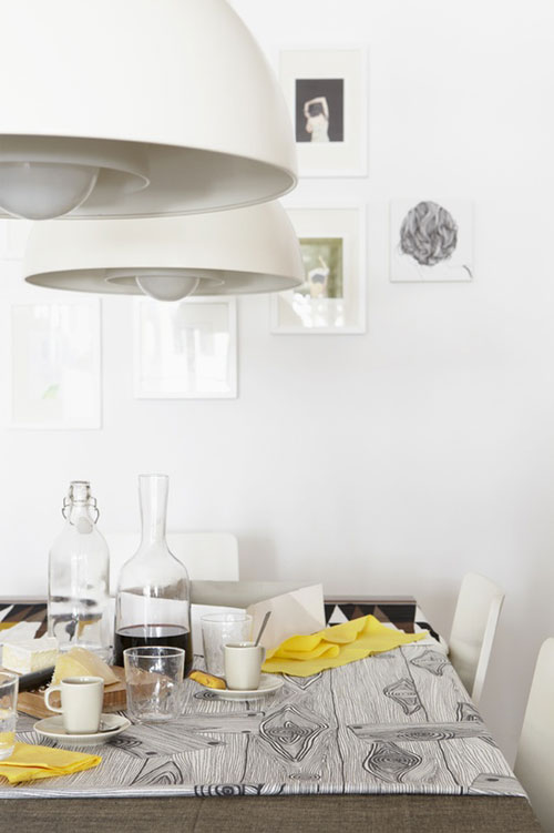 Zon in je interieur geel als accent inspiraties for Interieur geel
