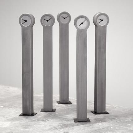 Zweedse klok van beton inspiraties - Moderne klok ...