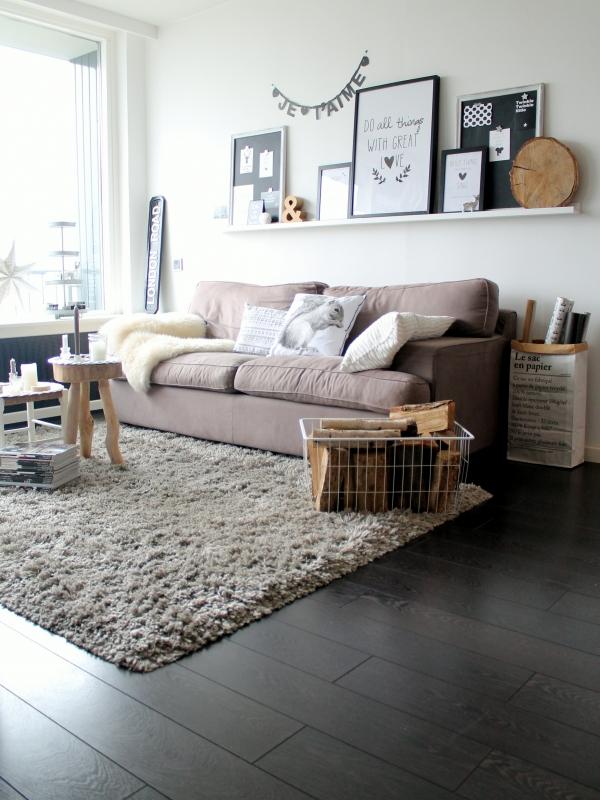 Binnenkijken interieur: Scandinavisch & stoer interieur, bij