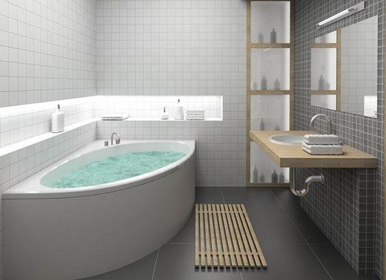Hoekbaden voor de ultieme ontspanning - Inspiraties - ShowHome.nl