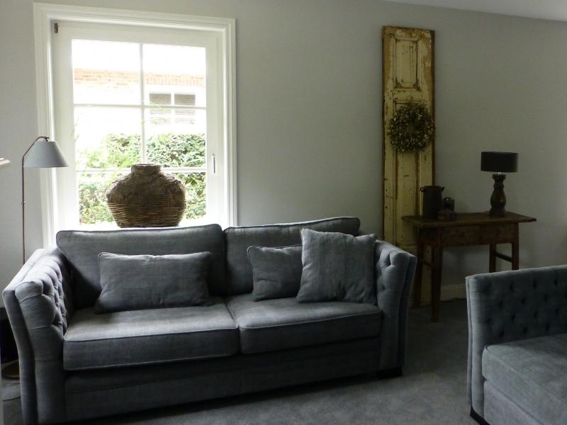 Sober landelijk wonen interieur for Interieur landelijk