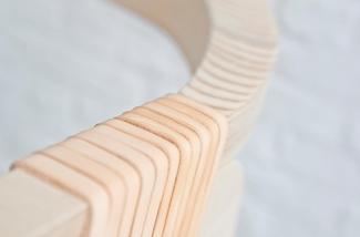 Blog: Ambachtelijke houten stoel