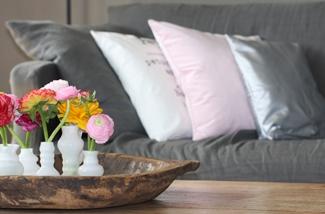 Binnenkijken interieur: bloemen in je interieur