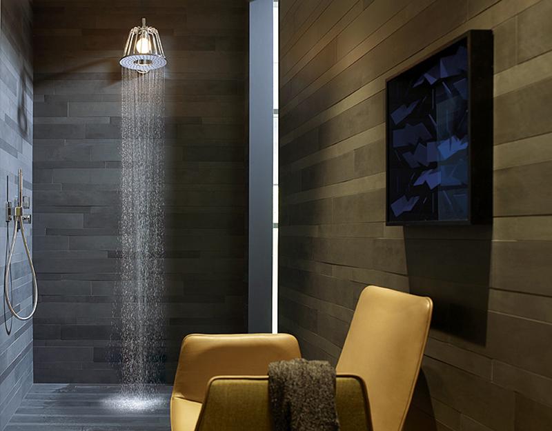 Inloopdouche Met Regendouche : Inloopdouche en regendouche spetterende hit in de badkamer