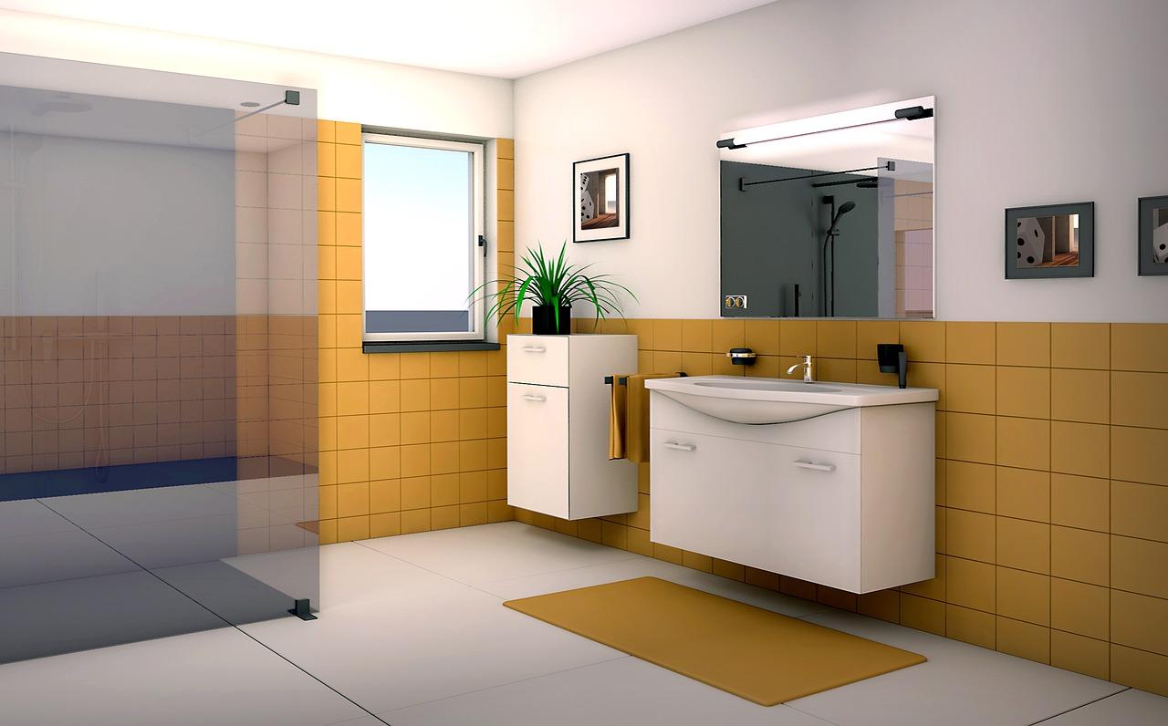 Oude Badkamer Accessoires : Oude badkamer eruit nieuwe badkamer erin? let op voor asbest