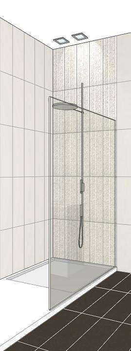 Het badkamer abc inspiraties for Badkamer tekening maken