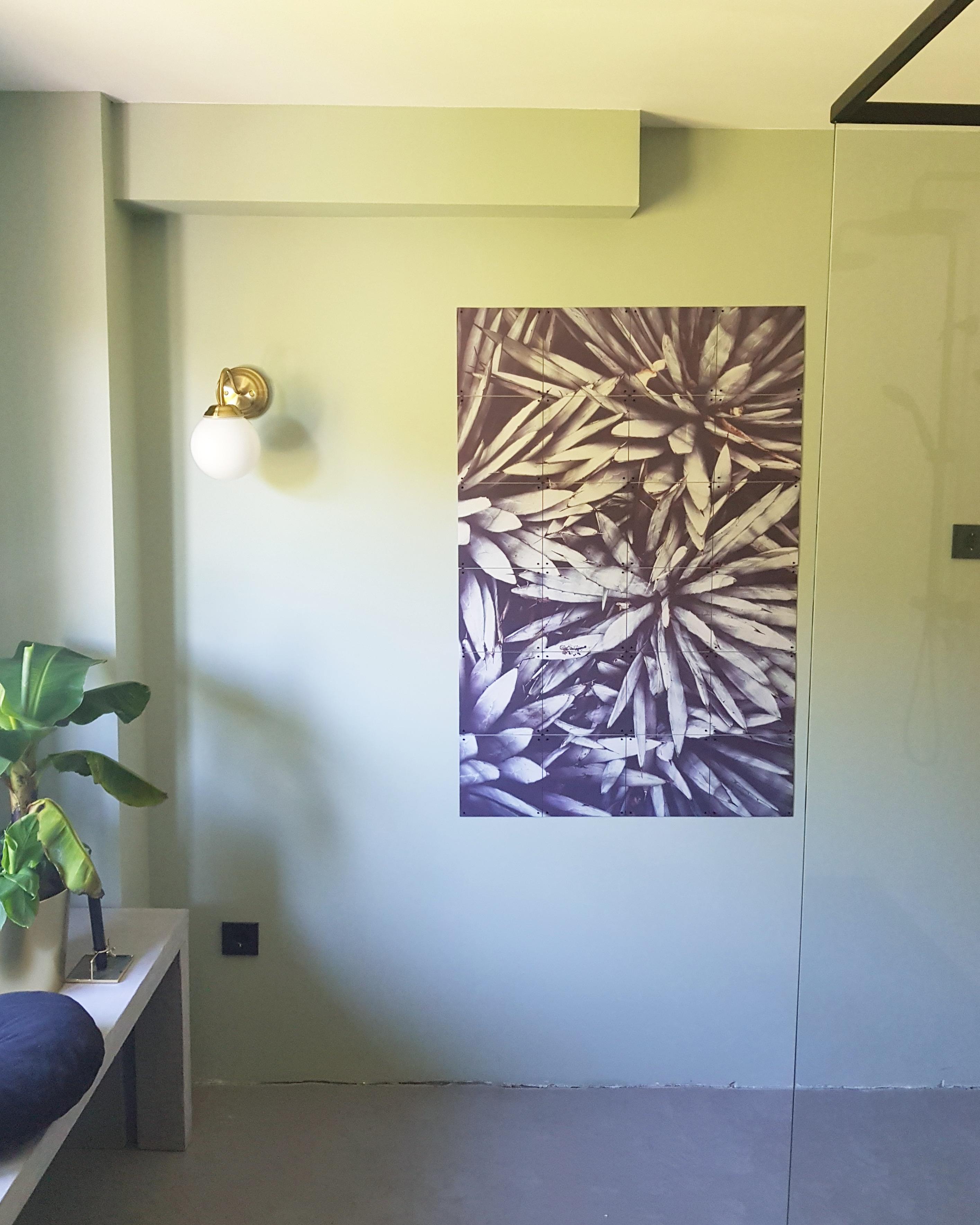 Jungle in de badkamer - Inspiraties - ShowHome.nl