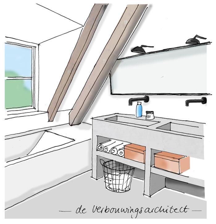 Tips voor een prachtige badkamer op zolder - Inspiraties - ShowHome ...
