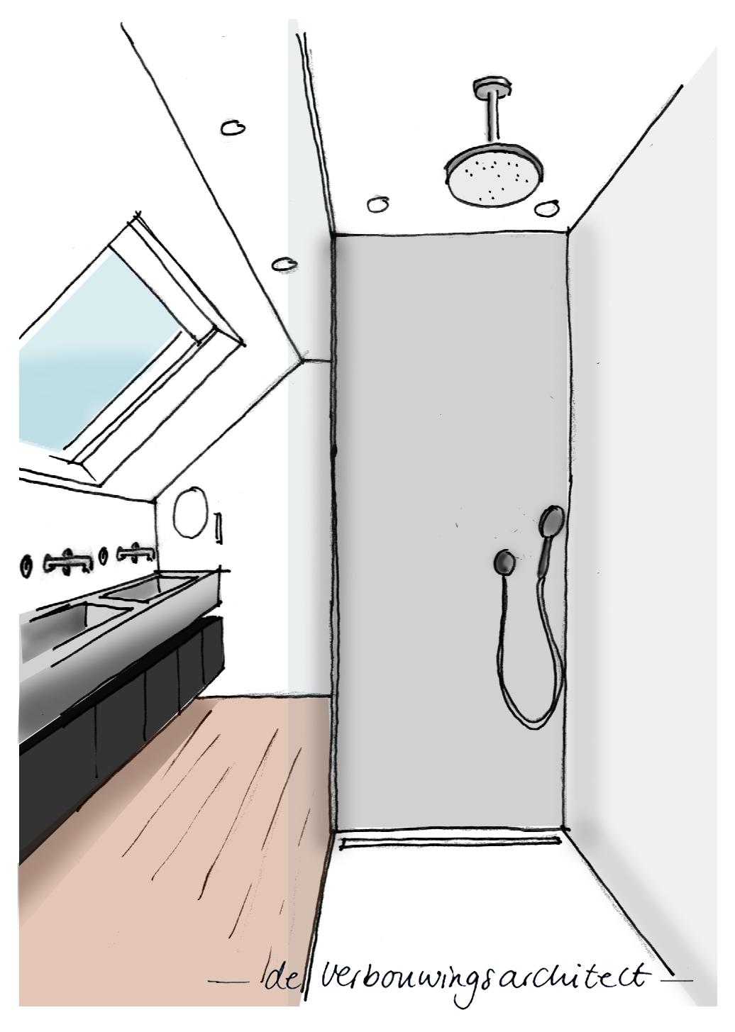 in 7 stappen een mooi ontwerp voor je badkamer