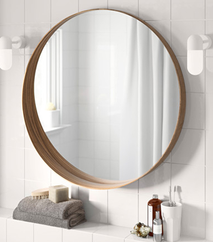 10 x badkamerspiegels inspiraties. Black Bedroom Furniture Sets. Home Design Ideas