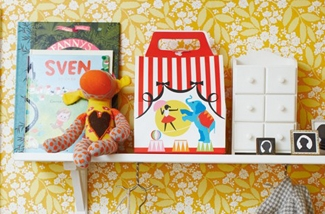Blog: Behang voor de babykamer