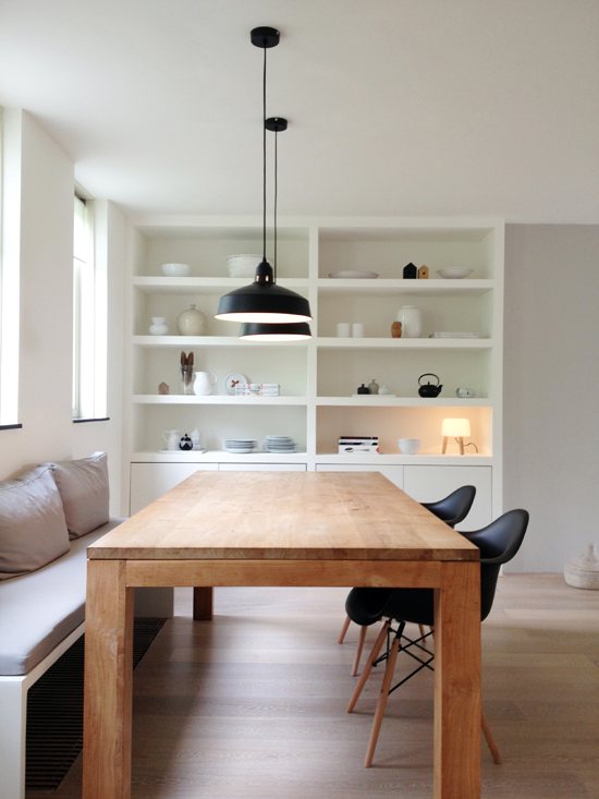 Even voorstellen interieur design by nicole fleur inspiraties - Design eetkamer ...