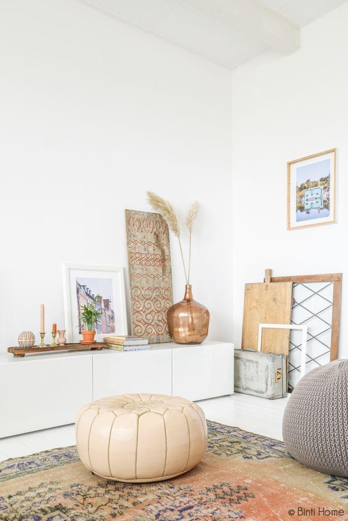 Breng kleur in je interieur met een vloerkleed for Interieur inspiratie kleur