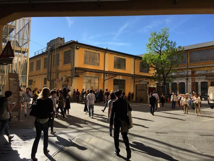 Milaan designweek 2016 zona tortona inspiraties for Woonbeurs 2016 utrecht