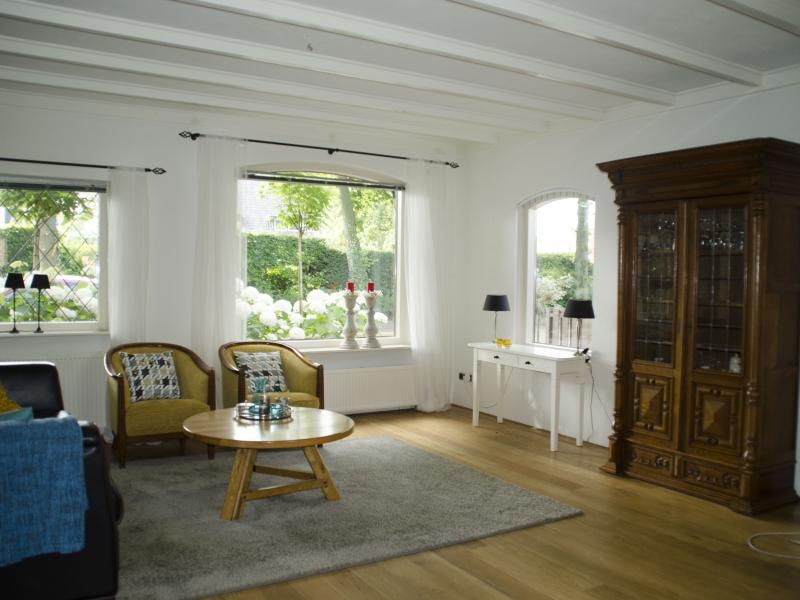 Binnenkijken interieur: verkoopstyling woonkamer