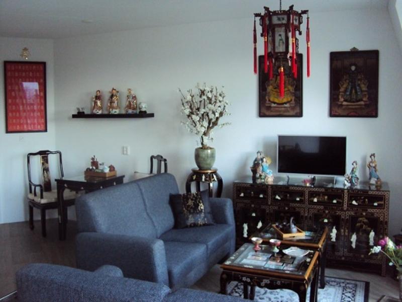 Binnenkijken interieur: Chinees ingericht appartement
