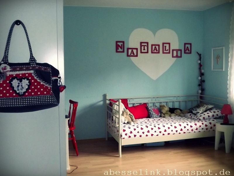 slaapkamer met als thema: hartjes - Interieur - ShowHome.nl