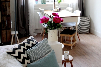 Blog: Collage ShowHome