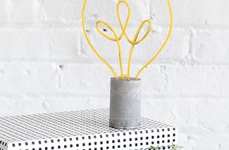 Creatief met bloembollen