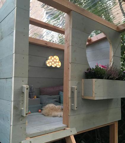 Wonderbaar 10 x de tofste tuinhuisjes voor grote en kleine tuin - Inspiraties FS-56