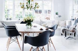 Binnenkijken interieur: Deens zomerhuis