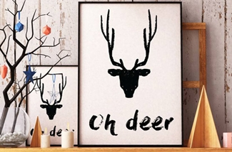 deer oh deer!