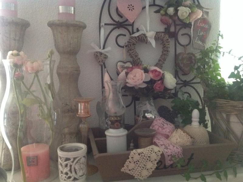 Landelijk brocante interieur - Decoratie volwassen kamer romantisch ...