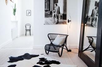 Dierlijke prints in het interieur