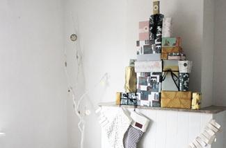DIY cadeau-boom