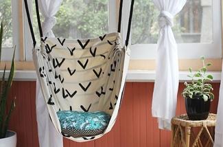 DIY hangstoel