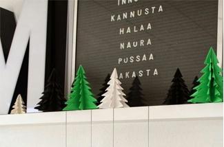 Binnenkijken interieur: DIY kerst