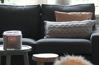 Blog: DIY - kussen maken van een oude trui