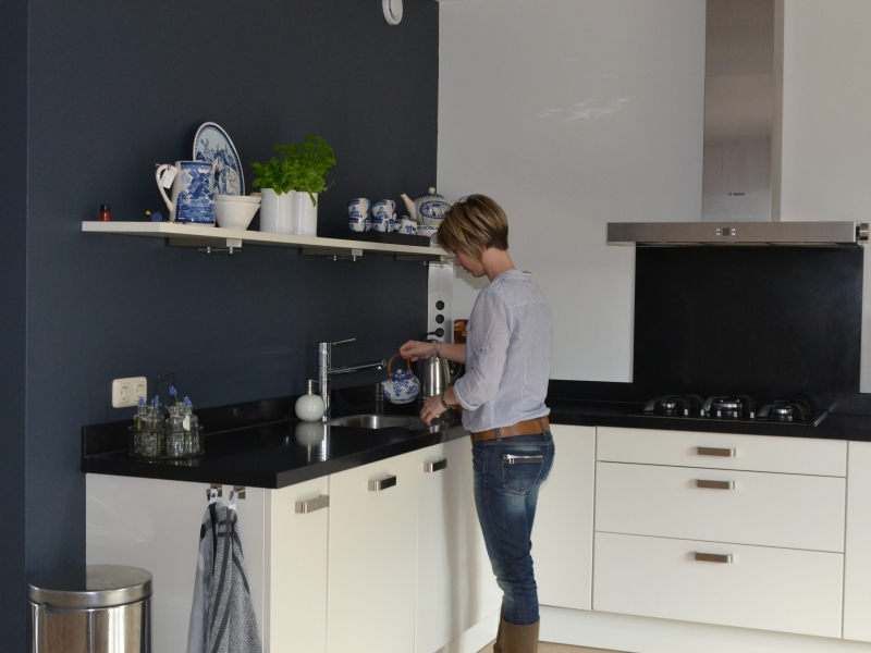 Vanbinnen keuken interieur for Interieur keukens