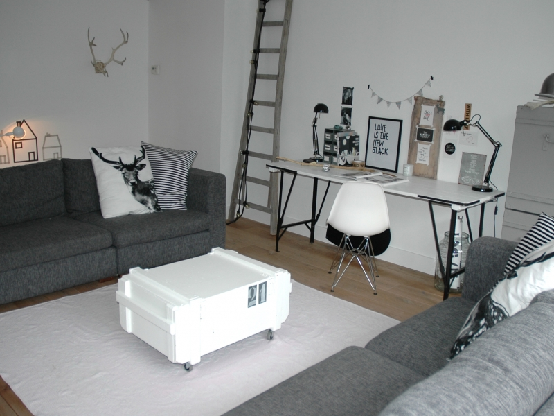 Woonkamer interieur for Interieur woonkamer