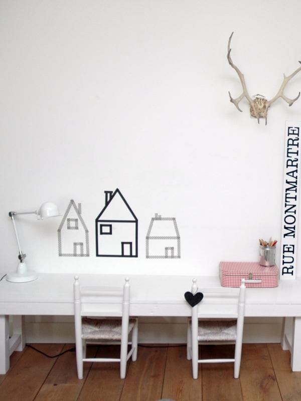 Decoratie muurdecoratie gang : Stoere woonkamer - Interieur - ShowHome.nl