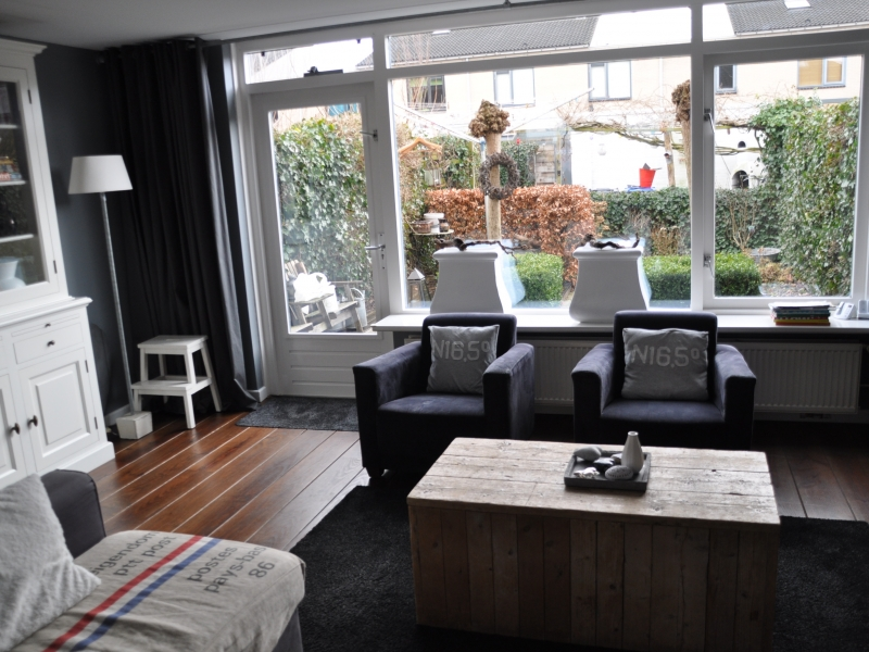 Woonkamer Interieur Showhome Nl