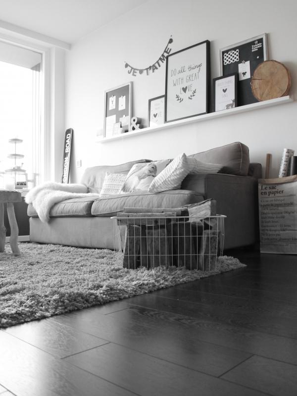Scandinavisch stoer interieur bij ons huisje op negen for Interieur nederland