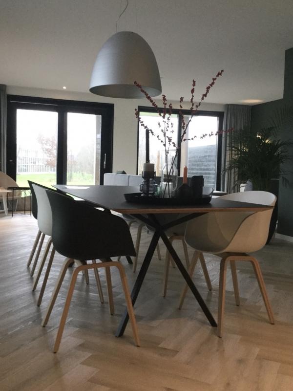 Binnenkijken interieur: Modern en licht