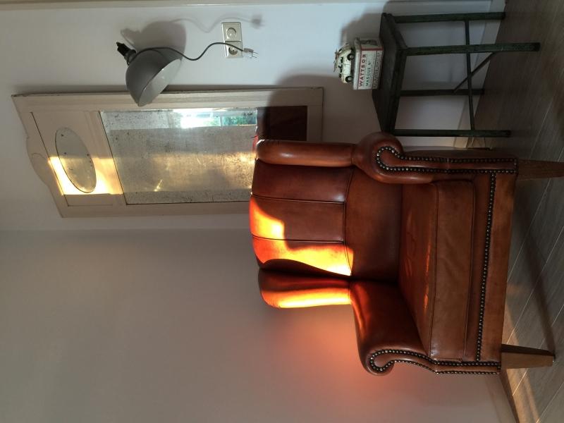 Binnenkijken interieur: Oud stoer industrieel...