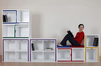 Blog: Een boekenkast voor stoelen en tafels...
